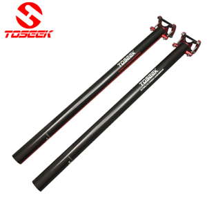 Carbon Bike Seatpost Fixed Gear Folding Bicycle Seat post Tube 33.9 34.9580mm