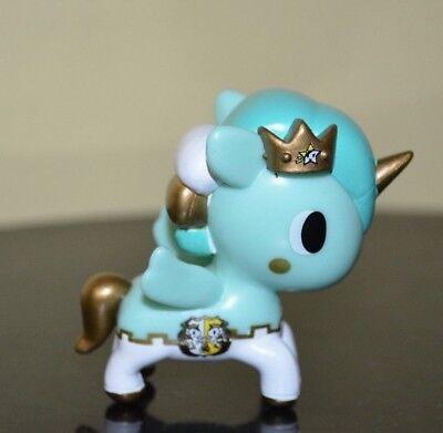 Tokidoki SAM Neon Star Series 1 Box Set Figure Unicorno SOCCER BALL Player