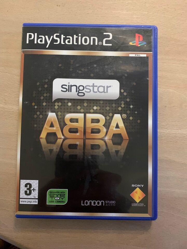 Singstar ABBA, PS2, anden genre