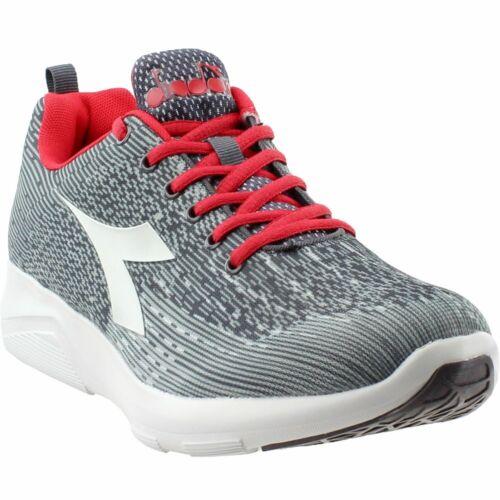 Mens Grey Diadora X-Run 2 Light Running Shoes