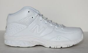 site réputé 13760 d70a2 Details about NEW BALANCE BB581WT Wht Mens Basketball Shoes 4E Width - NWD