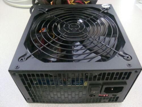 900W 900 WATT 950W 975W Large BLUE Led Quiet Fan ATX Power Supply SATA PCI-E