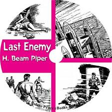 Last Enemy, H. Beam Piper Sci-Fi Alternate Time Adventure Audiobook on 1 MP3 CD