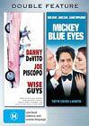 Wise Guys  / Mickey Blue Eyes (DVD, 2008, 2-Disc Set)