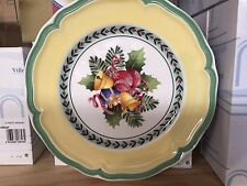 Villeroy & Boch French Noel Salad Plate HTF | eBay