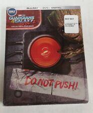 Marvel Guardians of The Galaxy Vol 2 Blu Ray DVD BestBuy Steelbook