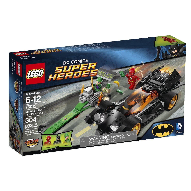 Lego 76012 - súperhéroe   DC Comics - Batman  enigma persecution