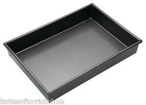 Master-Class-Catering-Quality-Large-Rectangular-Non-Stick-13-034-Deep-Cake-Pan-Tin