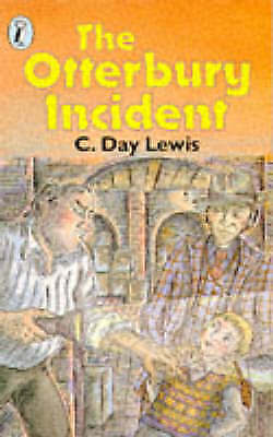 (Good)-The Otterbury Incident (Puffin Books) (Paperback)-C.Day Lewis-0140301631