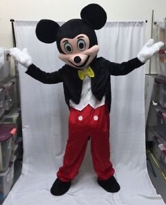 image is loading new mickey mouse adult mascot costume disney halloween
