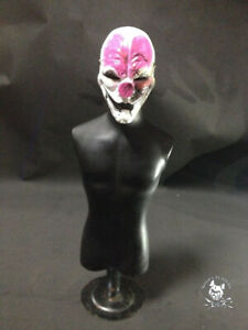 1-6-Scale-Hot-Payday-2-Houston-Joker-Mask-For-12-034-Action-Figure-Toys
