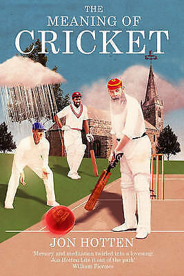 1 of 1 - The Meaning of Cricket-ExLibrary