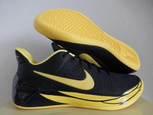 Nike Kobe AD Oregon Ducks Black Yellow
