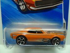 HOT WHEELS 2010 Muscle Mania 67 1967 CHEVY CAMARO #86 Orange mc5 Diecast Car
