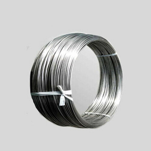 3.3ft //5M Highly Pure Titanium wire Gauge 0.05mm -8mm Ti Line Length 1M 16.4ft