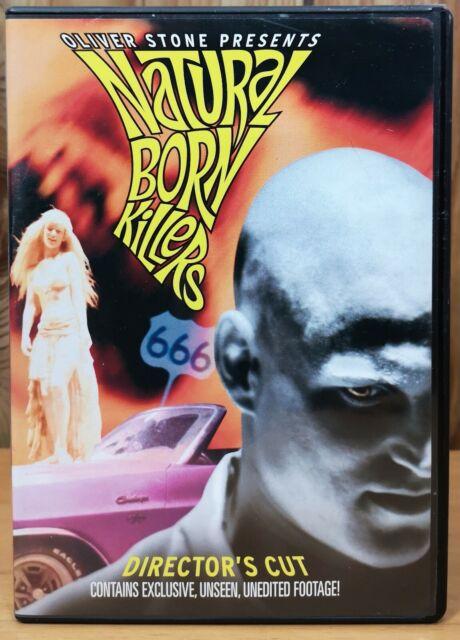 Natural Born Killers Director's Cut (DVD, WB)