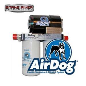 airdog fuel system pump for 2005 2012 dodge ram cummins diesel 5 9l 6 7l 100gph ebay. Black Bedroom Furniture Sets. Home Design Ideas