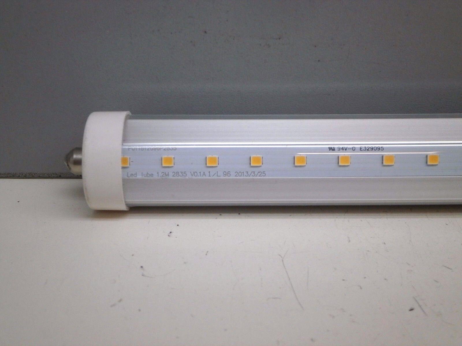 (25) 48  Single pin F48T12 Reemplazo Lámpara Bombilla Luz Led Lineal 15 W 4000K