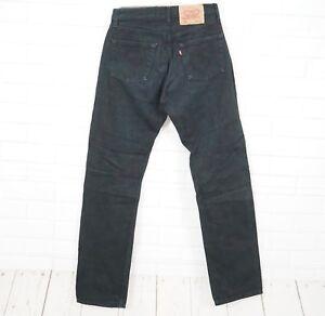 Levi-039-s-Herren-Jeans-Gr-W29-L32-Modell-501