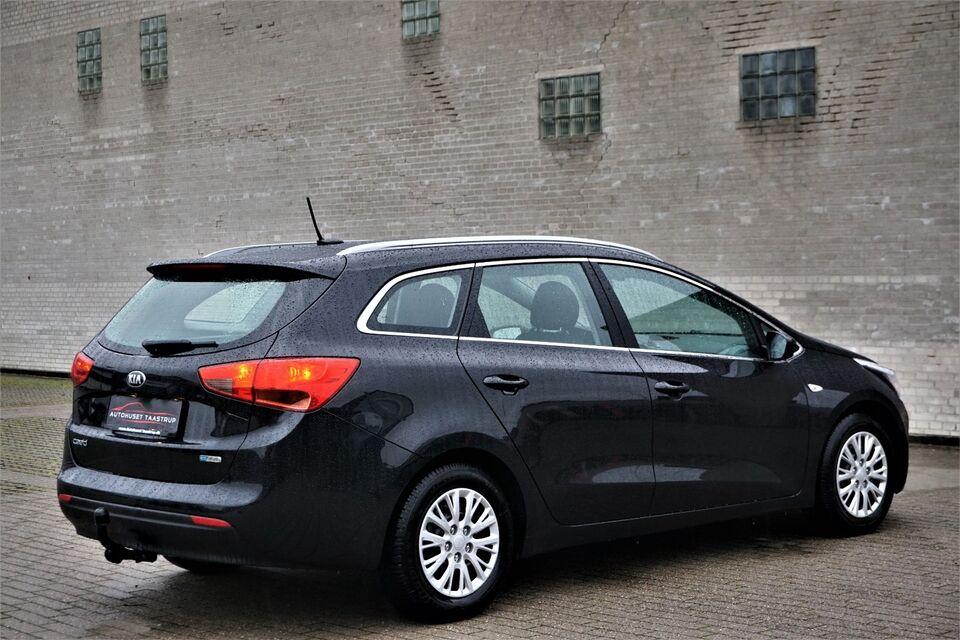 Kia Ceed 1,4 CVVT Spring SW Benzin modelår 2015 km 70000