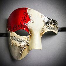 Silver Steampunk  Venetian Phantom Opera Mardi Gras Masquerade Mask M39146