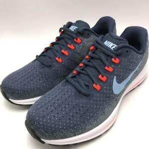 76c07c39ddf5 Nike Men s Air Zoom Vomero 13 Running Shoes Thunder Blue Cirrus Blue ...
