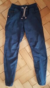 Next-Boys-Blue-Chino-Trousers-Age-9