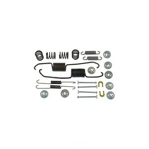Drum Brake Hardware Kit Rear Carlson 17285