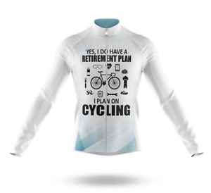 Cycologist V2 Novelty Cycling Jersey Long Sleeve