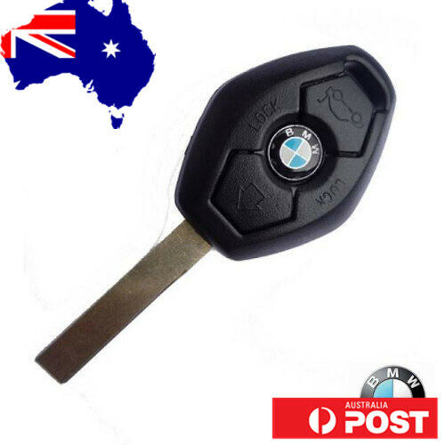 *Programming Available* New BMW diamond remote key E46 E53 E87 E39 3 5 z3 X5