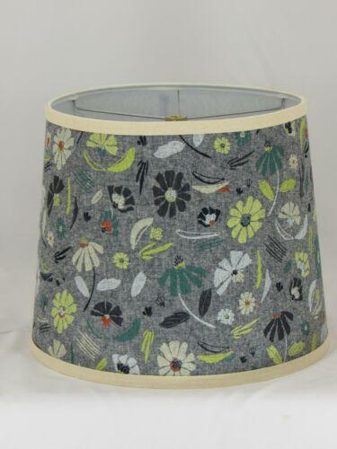 "Albert Estate LTD Floral Denim Shade 12/"" Washer Fitter"
