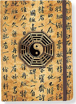 NEW Yin Yang Journal Beaded Bookmark Set