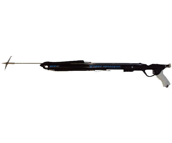 Viper Speargun Series II with mako point tip (600mm Barrel Length)