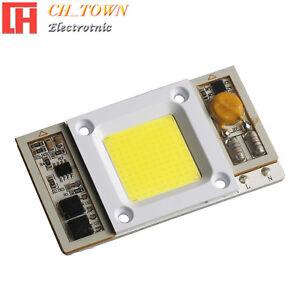 1pcs-AC110V-50W-CBO-Chip-LED-Nature-White-4000k-Flood-lights-Smart-Driver-Lamp