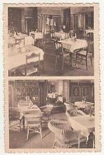 Ak Hotel & Restaurant Ratskeller Altenberg Erzgebirge um 1930 ! (A1237
