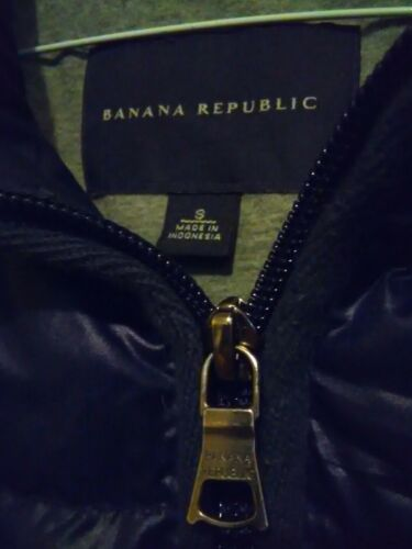 Puff Sz Banana Down Republic Jacket Small Femmes EzwqOwxg
