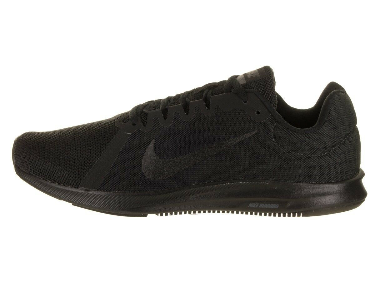 Nike Downshifter 8 Black Black For Men's Running shoes Size 8 To 12 New In Box
