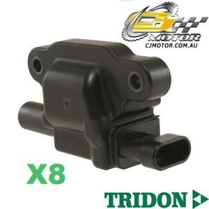 TRIDON-IGNITION-COIL-x8-FOR-Holden-Commodore-V8-VZ-08-04-08-07-V8-6-0L-L76