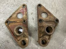 Mounting Plates For A 1 Point Fast Hitch For A Farmall A Super A 100130140