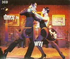 DANCE THE LATIN WAY - 3 CD BOX SET - TANGO ARGENTINA & MORE