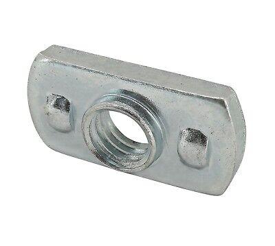 25PK N 80//20 Inc T-Slot 30 Series M8 Slide-In Economy T-Nut #30-3796