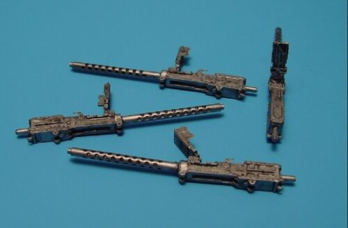 WING MOUNTED AIRES HOBBY MODELS 2013 BROWING M2 .50 CAL 1//32 RESIN KIT