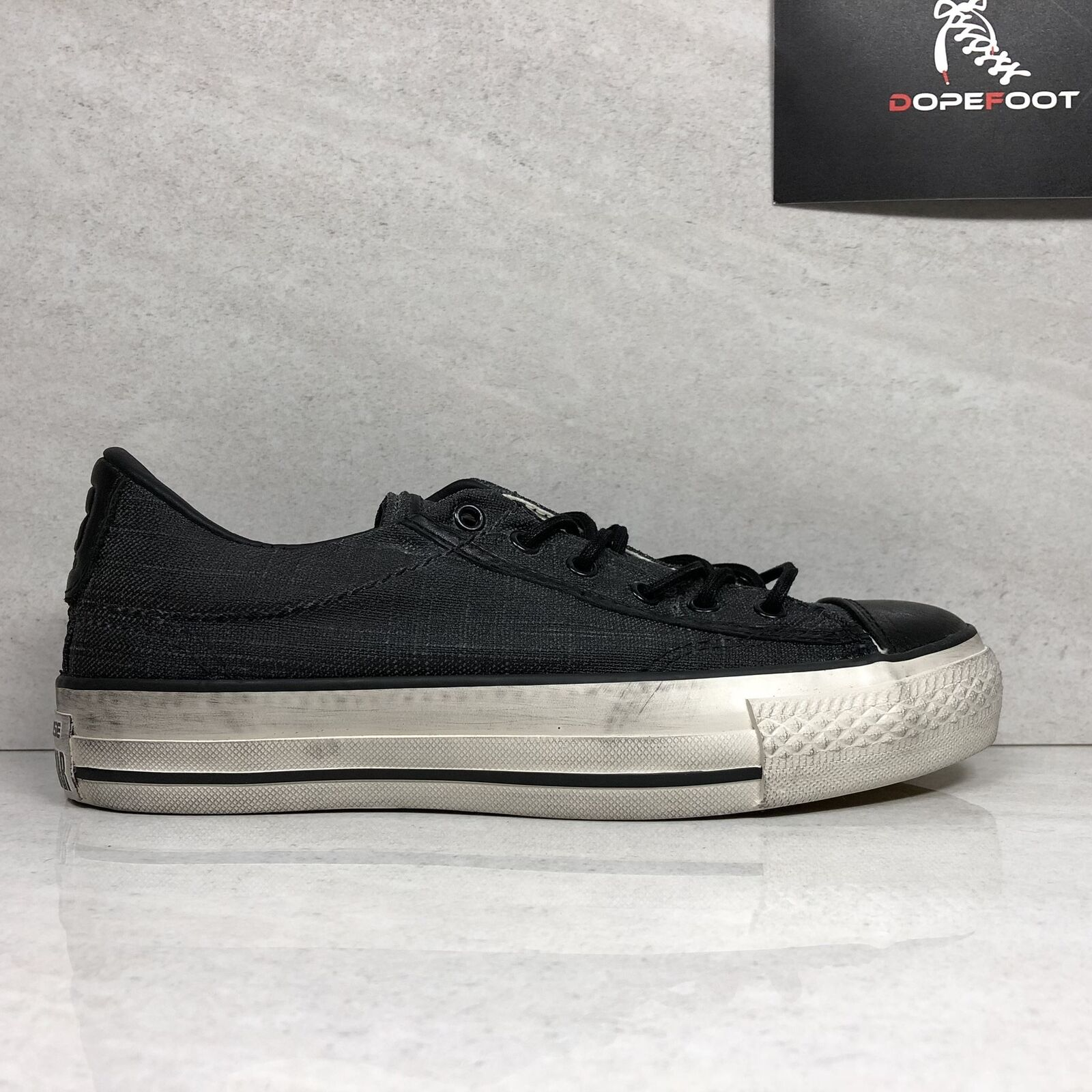 DS Converse Chuck Taylor Coated Canvas Low Top