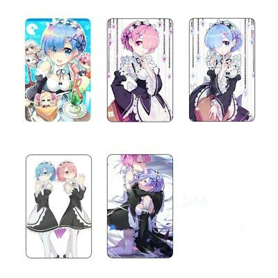Hot Japan Anime Attack on Titan 10 pc//set Card Paster IC Card Sticker Credit