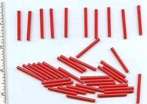 Bar 4L 30374 LEGO Lightsaber Blade // Wand - REDDISH BROWN x 4 K192