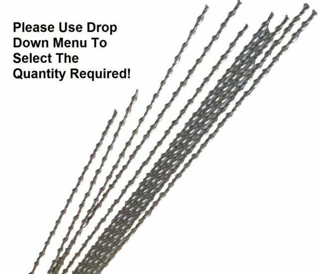 HELICAL BAR CRACK STITCHING MASONRY RESIN REPAIR 6mm x 1 METRE STAINLESS KITS