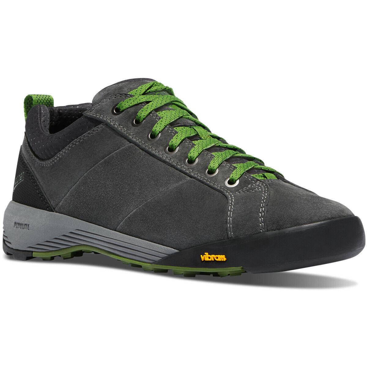 Danner para hombre Camp Sherman ligero Sendero Senderismo Tamaño del zapato 11.5 Extra Ancho gris verde