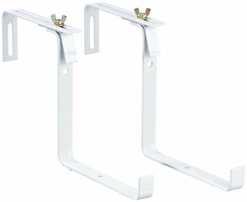 white Emsa 5950001200 BASIC Window Box brackets