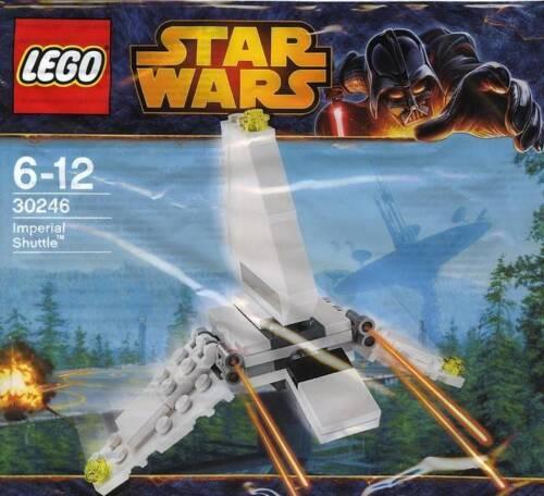 DISNEY STAR WARS LEGO 301246 FIGURES IMPERIAL SHUTTLE
