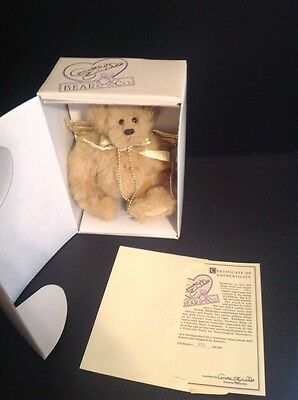 Fine Annette Funicello Collectible Bear Bambina Limited Edition Coa Annette Funicello Dolls & Bears